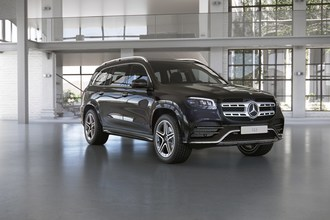 Mercedes-Benz GLS 450 Premium Plus RUS 3.0T/367 9AT 5D 4WD