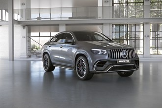 Mercedes-Benz GLE 63 Coupe AMG S+  4.0T/612 9AT 5D 4WD