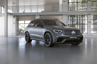 Mercedes-Benz GLC 63 S AMG OC 4.0T/510 9AT 5D 4WD