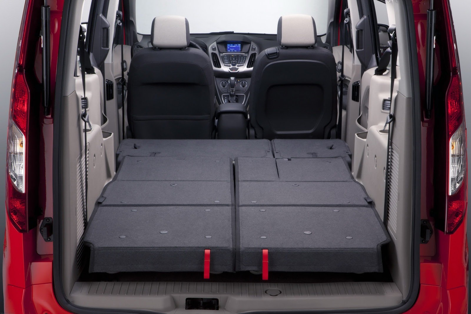 Ford Transit Connect Roof Weight Limit