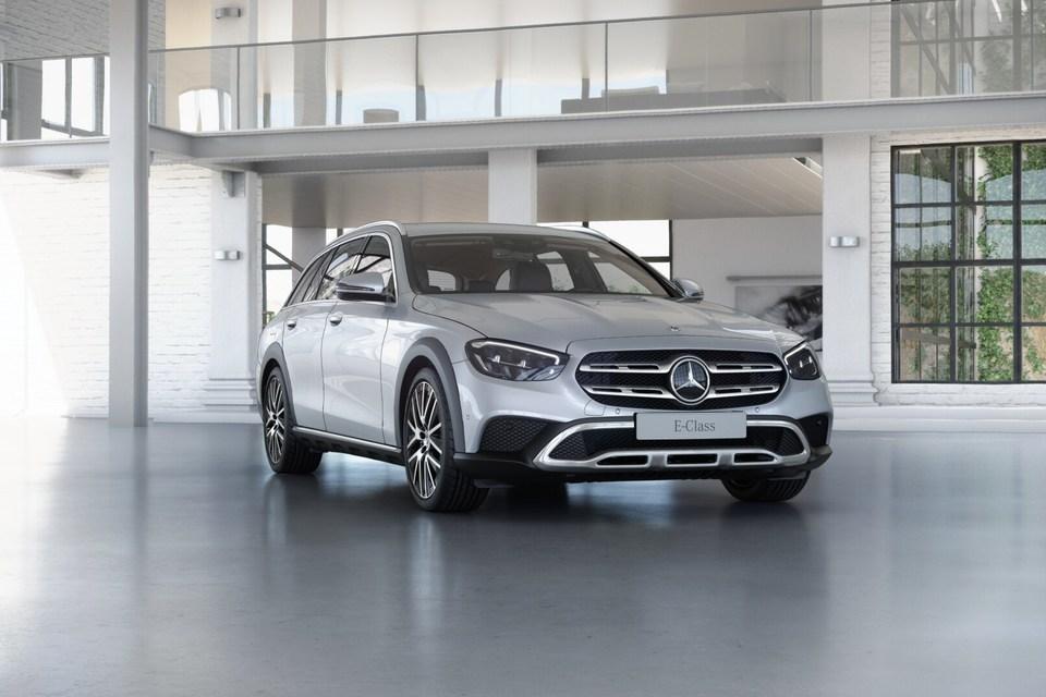 Mercedes-Benz E 220 d All-Terrain Luxury FL 2.0TD/194 9AT 5W 4WD