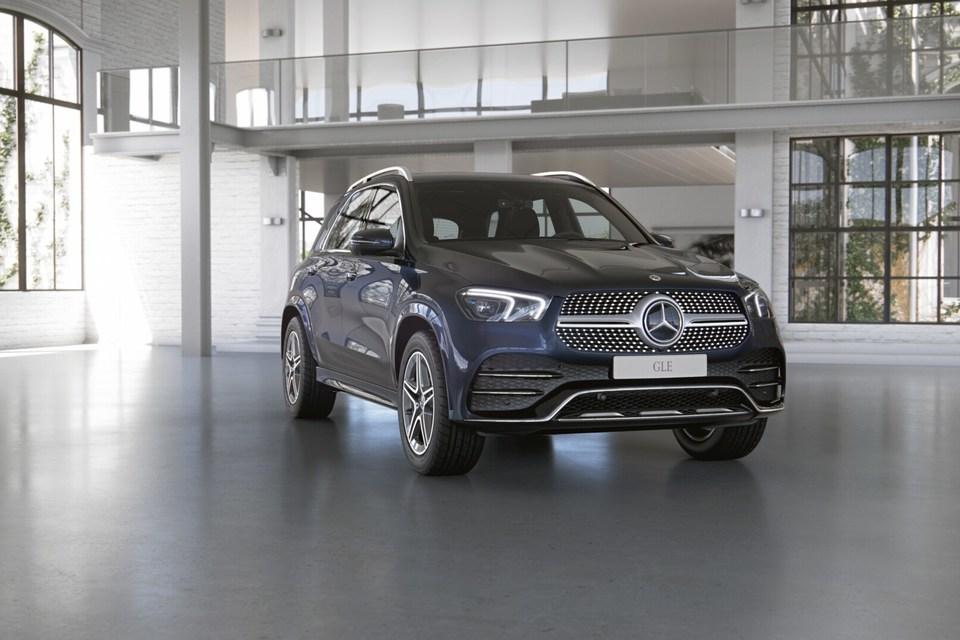 Mercedes-Benz GLE 400 d Sport RUS 3.0TD/330 9AT 5D 4WD