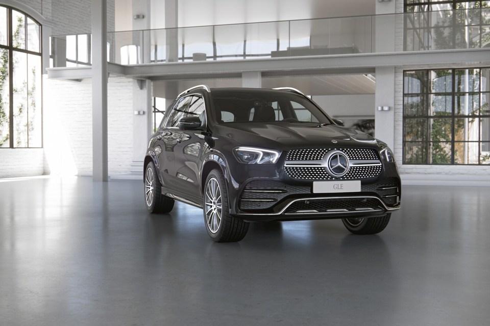 Mercedes-Benz GLE 450 Sport Plus RUS 3.0T/367 9AT 5D 4WD