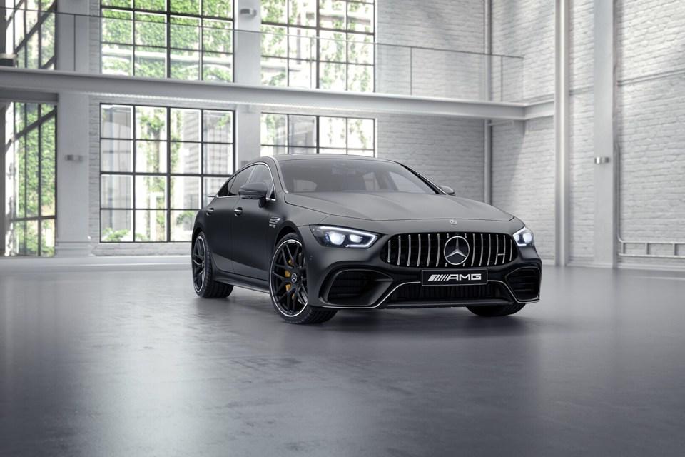 Mercedes-Benz AMG GT 63 S 4.0T/639 9AT 5L 4WD