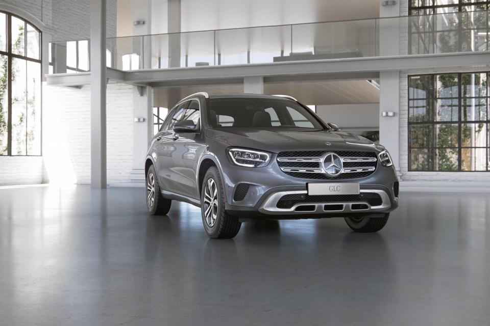 Mercedes-Benz GLC 220 d Premium RUS 2.0TD/194 9AT 5D 4WD