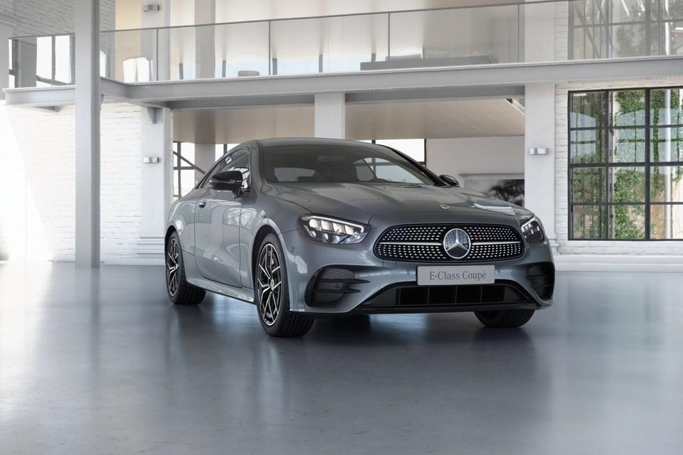Mercedes-Benz E 200 Coupe Sport FL 2.0T/197 9AT 2D 4WD