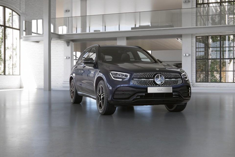 Mercedes-Benz GLC 300 Sport Plus 2.0T/249 9AT 5D 4WD
