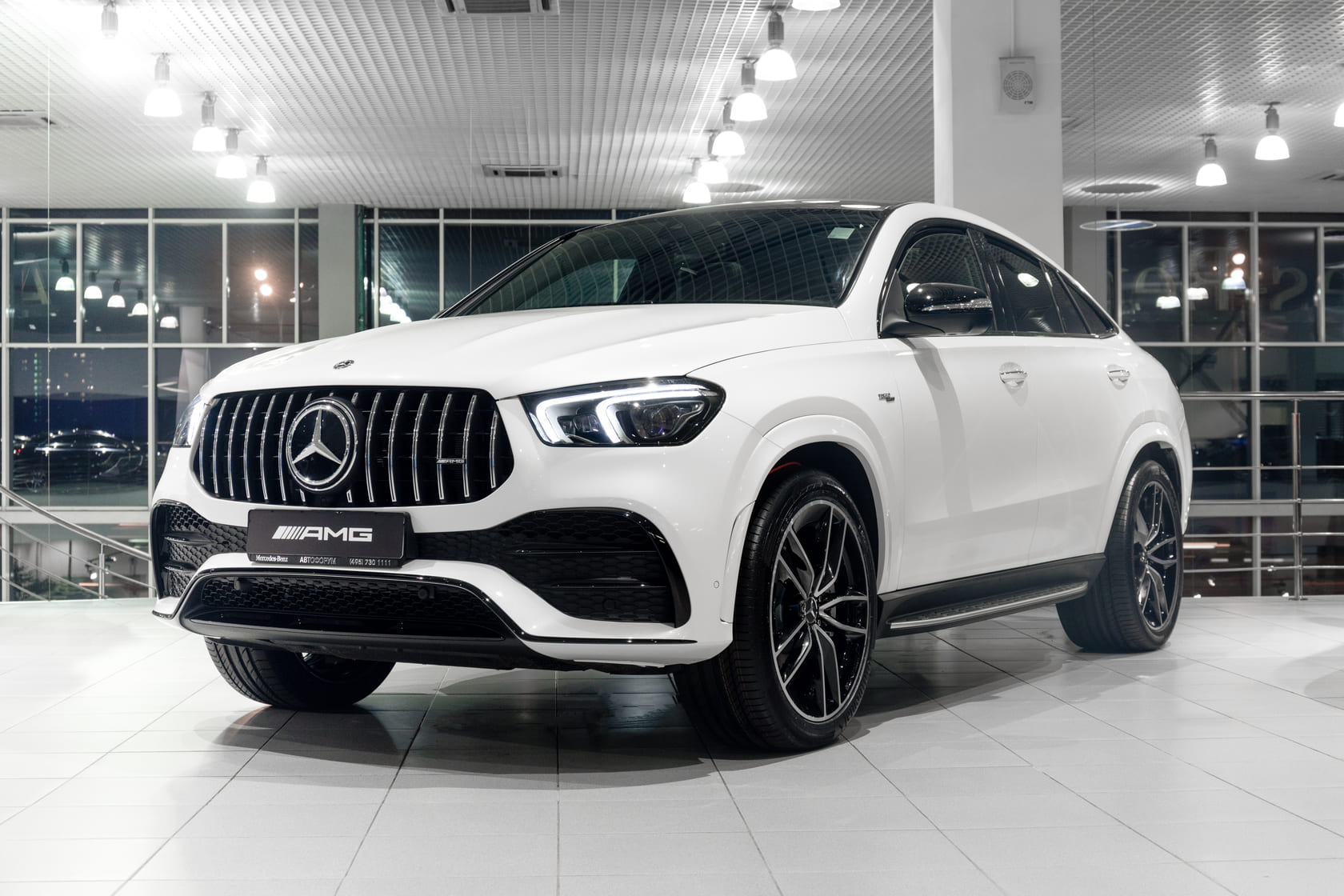 GLE 53 Coupe AMG 3.0T/435 9AT 5D
