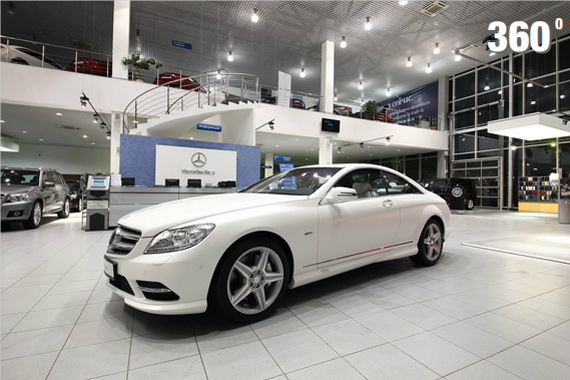 Mercedes-Benz  CL 500 4M