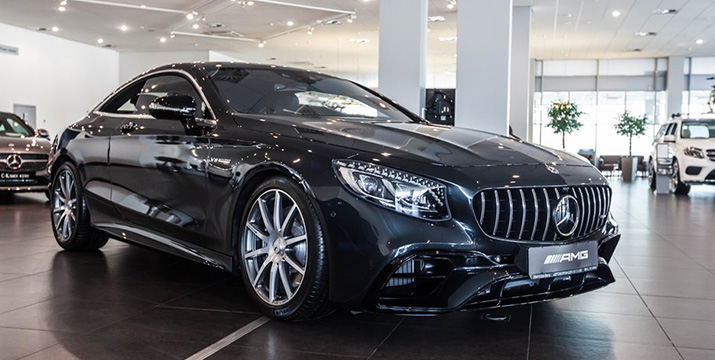 Mercedes-AMG+ S 63 4MATIC