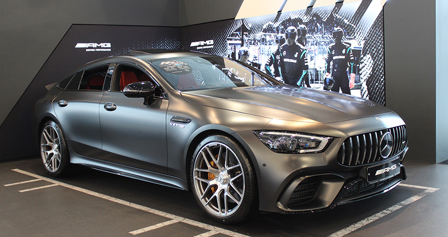 Mercedes-AMG GT 63 S 4MATIC