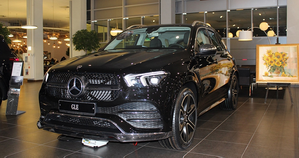 Mercedes-Benz GLE 400 d Sport 4MATIC