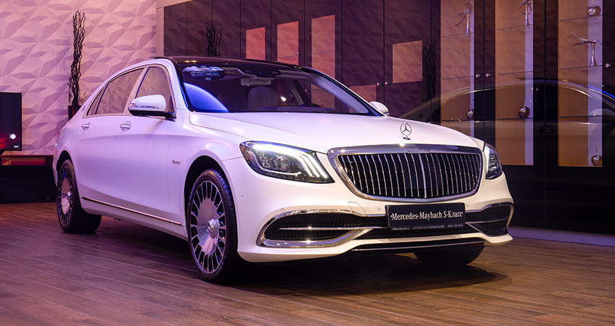 Mercedes-Benz Maybach S-Класс S 560 Maybach 4MATIC