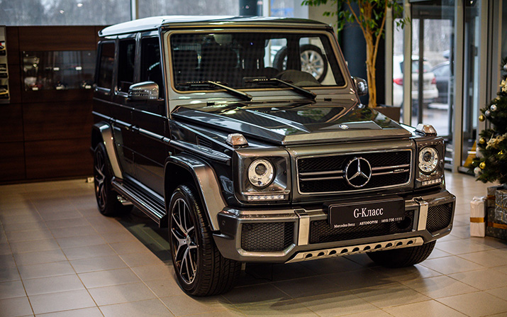 Mercedes-AMG G63 4MATIC