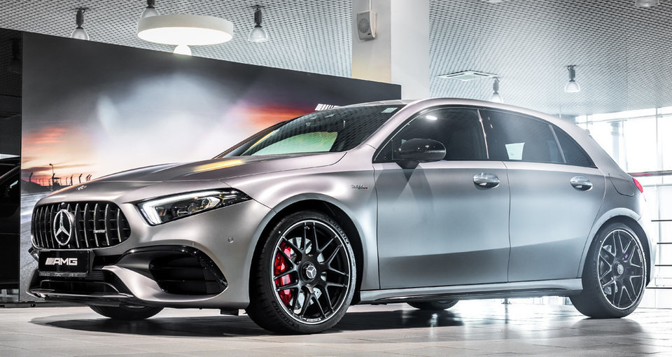 Mercedes-Benz A 45 AMG S 4MATIC