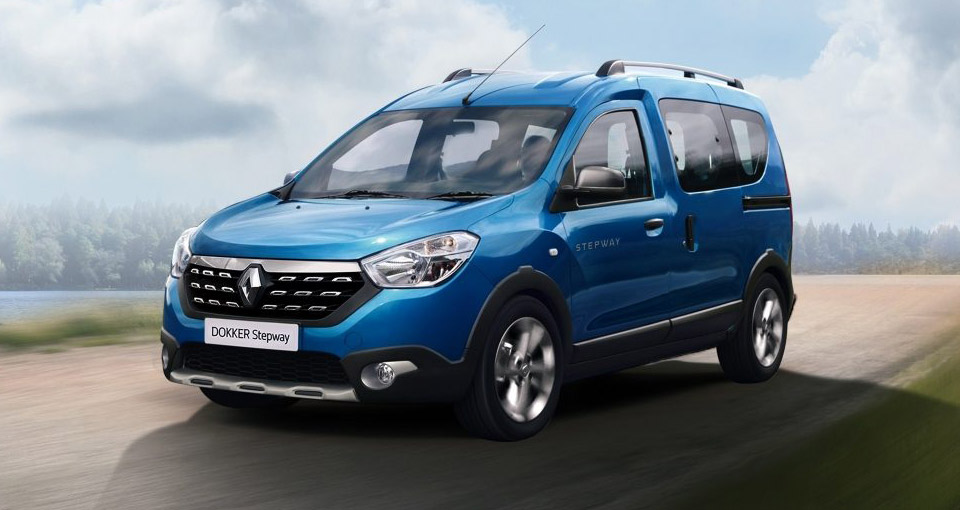 New Dokker Stepway