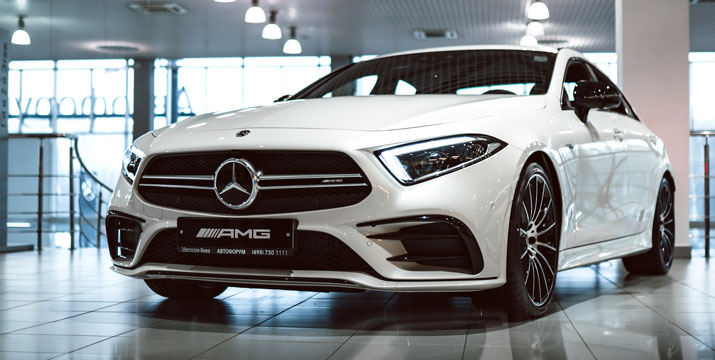 Mercedes-AMG CLS 53 4MATIC