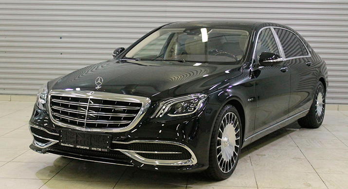 S 450 Maybach 4MATIC