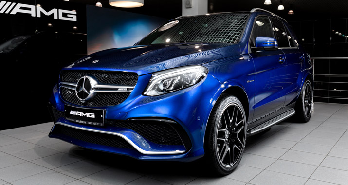 Mercedes-AMG GLE 63 4MATIC