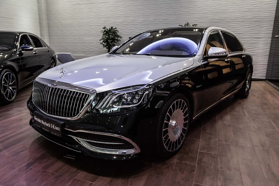S 560 Maybach Signature 4MATIC