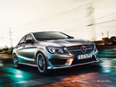 Экстерьер Mercedes-Benz CLA 2013