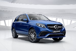 Mercedes-Benz GLE 63 AMG 5.5T/557 7AT 5D 4WD