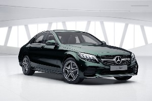 Mercedes-Benz C 200 Sport 1.5T/184 9AT 4D 4WD