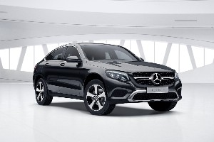 Mercedes-Benz GLC 250 Coupe 2.0T/211 9AT 5D 4WD