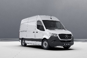 Mercedes-Benz Sprinter Sprinter 211 CDI Kasten St 2.2TD/114 7AT