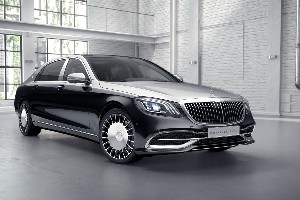 Mercedes-Benz S 560 Maybach Signature 4.0T/469 9AT 4D 4WD