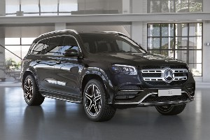 Mercedes-Benz GLS 450 First Class 3.0T/367 9AT 5D 4WD