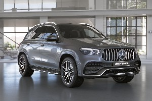 Mercedes-Benz GLE 53 AMG + 3.0T/435 9AT 5D 4WD