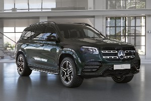 Mercedes-Benz GLS 450 Sport 3.0T/367 9AT 5D 4WD