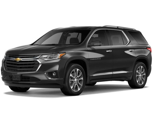 Chevrolet Traverse LT 3.6L/318 9AT 4WD
