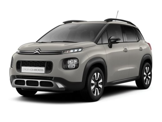 Citroen C3 Aircross Shine 1.2T/110 6AT