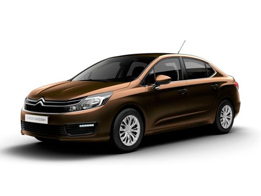 Citroen C4 Feel Edition 1.6L/115 6AT 4D