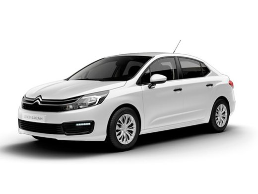 Citroen C4 Feel 1.6L/115 5MT 4D