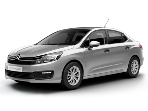 Citroen C4 Feel Edition 1.6L/115 5MT 4D
