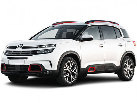 Citroen C5 Aircross Shine 1.6T/150 6AT 5D