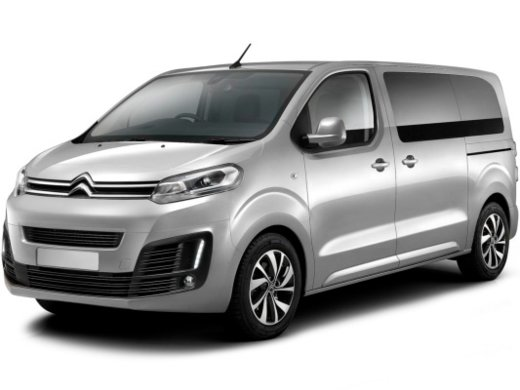 Citroen SpaceTourer Feel XL CKD 2.0TD/150 6AT