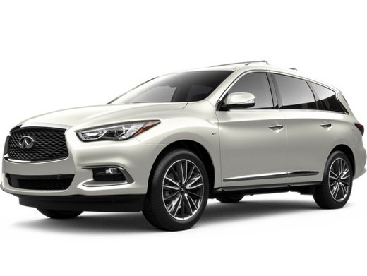 Infiniti QX60 Elite + Roof rail 3.5L/262 CVT