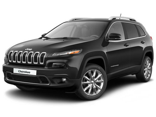Jeep Cherokee Trailhawk 3.2L/272 9AT 4WD