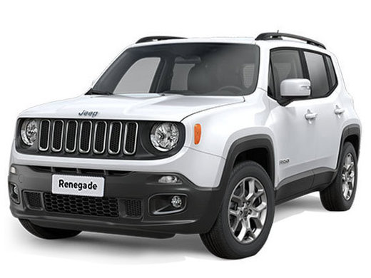 Jeep Renegade Trailhawk 2.4L/175 9AT 4WD