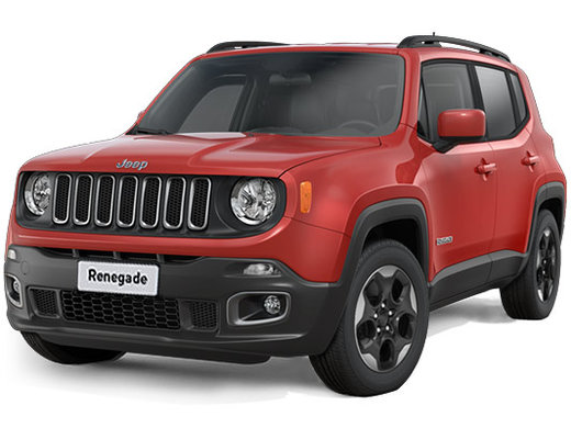 Jeep Renegade Limited 1.4T/170 9AT 4WD