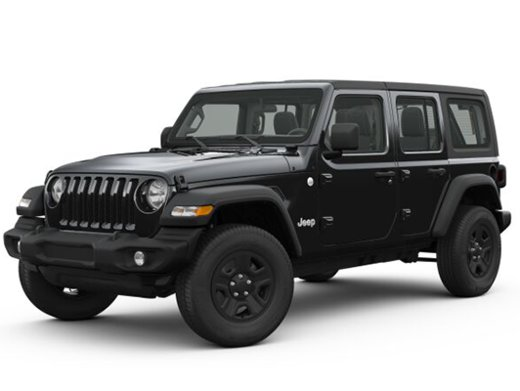 Jeep Wrangler Unlimited Rubicon 2.0T/272 8АТ 5D