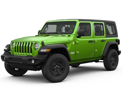 Jeep Wrangler Unlimited Sahara 2.0T/272 8АТ 5D
