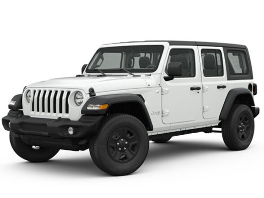 Jeep Wrangler Unlimited 80th Anniversary 2.0T/272 8АТ 5D
