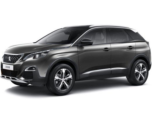 Peugeot 3008 ALLURE 2.0TD/150 8AT