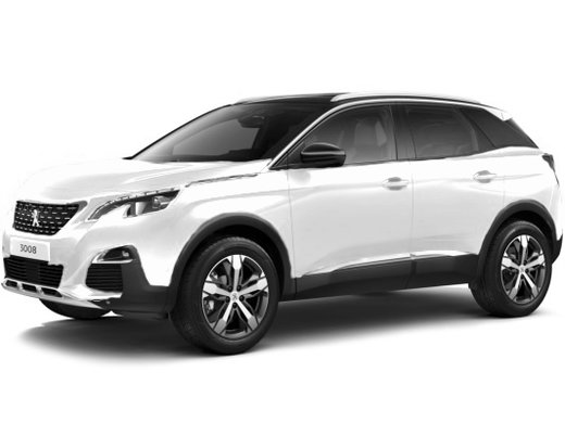 Peugeot 3008 Active 2.0TD/150 6AT