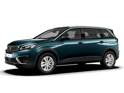 Peugeot 5008 Allure 2.0TD/150 6AT